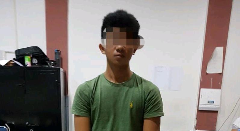 2 Pelaku Jambret Ditangkap Di wilayah Kota Pekanbaru