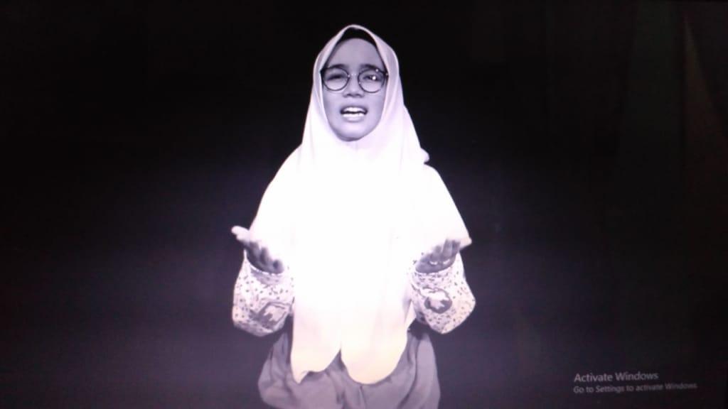 PIK R Garuda SMA N 1 Kateman Gelar Lomba Iklan Layanan Masyarakat Di Youtube