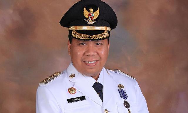 Irwan Nasir Bupati Meranti Akan Kembali Menjalani Pemeriksaan di Kejati Riau