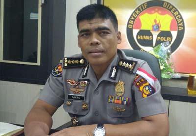 Polda Riau Periksa 1 Orang Pelaku Pengrusakan Baliho SBY