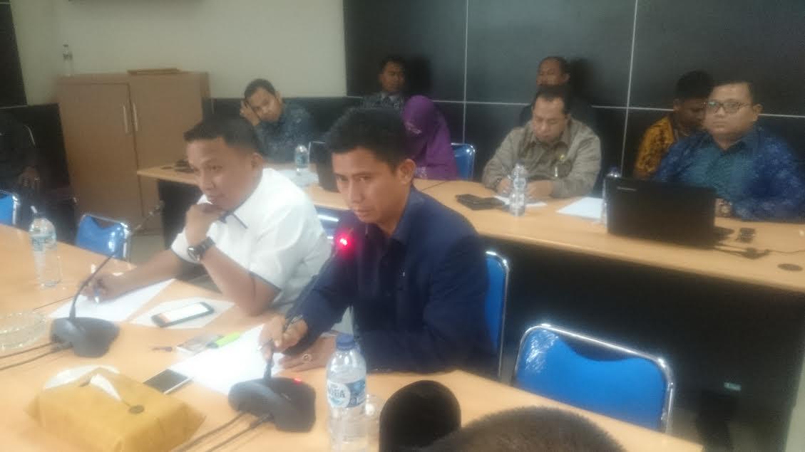 Terjadi Penolakan Penghapusan Jamkesda, DPRD Inhil Gelar Rapat Gabungan