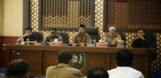 Presiden akan Kunjungi Siak Resmikan KITB, Forkopimda Gelar Rapat Teknis