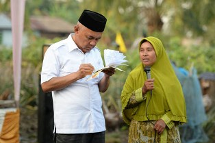 Ini Harapan Warga Pulau Padang Saat Dikunjungi Cagub Andi Rachman