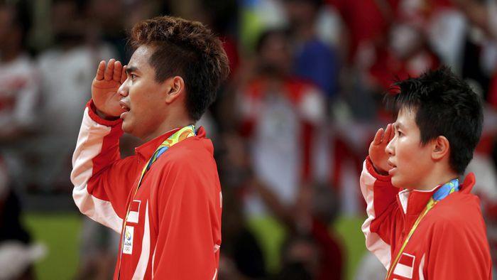 Presiden Senang Indonesia Raya Berkumandang di Olimpiade Rio De Jeneiro
