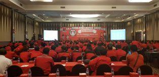 PDIP Gelar Rakerdasus, Kordias: Ayo Lanjutkan untuk Riau Lebih Baik