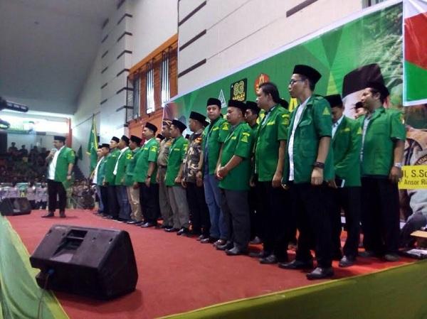Tolak Radikalisme Khilafah, Banser Dan GP Ansor Riau Siap Bubarkan Ormas HTI Yang Anti Pancasila