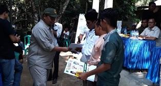 Ketua Relawan AKU Target Selesaikan 1.800 Kontrak Politik Rp 1 Miliar per Desa