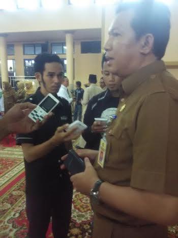 Diskes Inhil Pertama Terapkan Sistem Bridging System Primary Care di Sumatera
