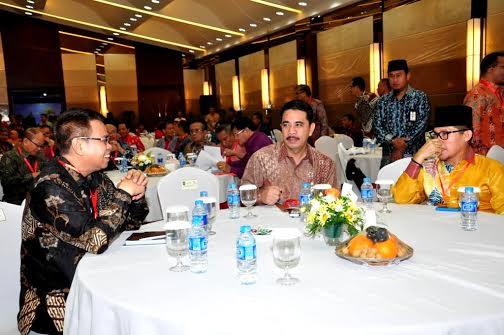 Bupati Bengkalis Berikan Ucapan Selamat kepada Bank Riau Kepri