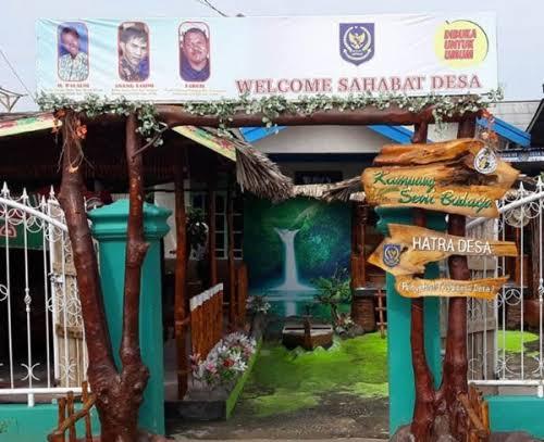 Kampung Seni Budaya Jadi Ikon Wisata Baru di Inhil