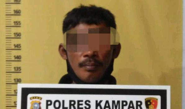 Pelaku Persekusi di Desa Parit Baru Tambang Berhasil Diamankan