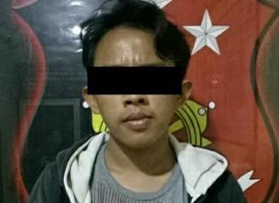 Terduga Pencabulan dan Penganiayaan Anak di Bawah Umur Ditangkap di Rumah Neneknya