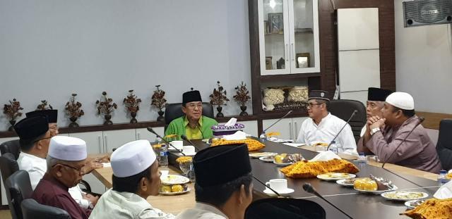 Rapat Pematangan Konsep dan Pemodelan Program 1 Desa 1 Rumah Tahfidz