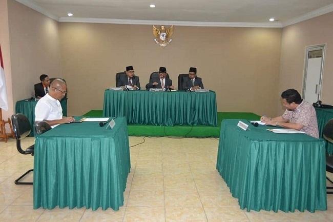 Novrizon Burman Menang Gugatan terhadap SKK Migas