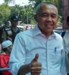 Andi Rachman Sebut Pimpinan KPK Senang Pengerjaan Jembatan Siak IV Dilanjutkan