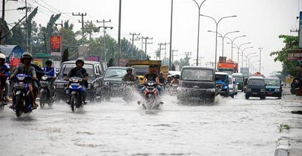 Cegah Banjir, Wakil Ketua DPRD Pekanbaru ini Minta Masyarakat Taat Bayar Pajak