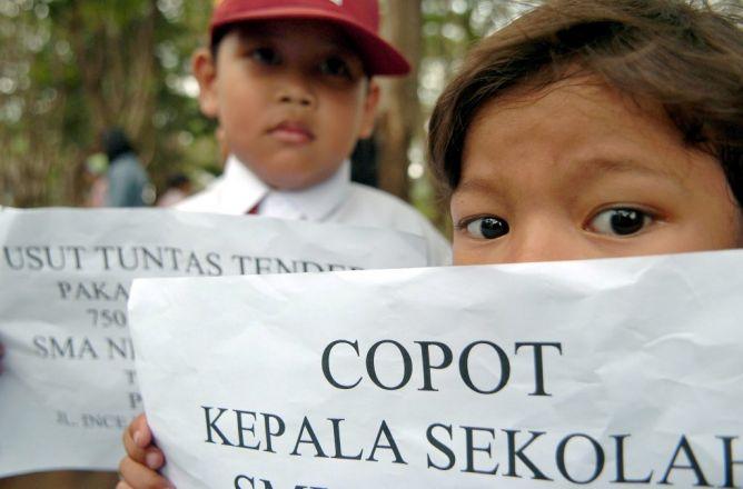 MPI Ancam Bawa ke Ranah Hukum Sekolah yang Lakukan Pungli di Inhil