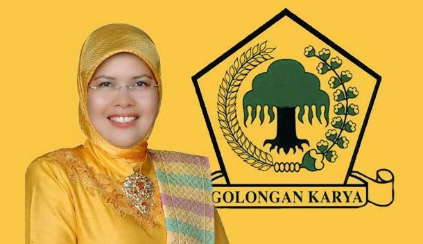 Terkait Ketua DPRD Riau, Andi Rachman Ngotot, Septina Optimis