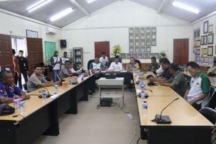 Disepakati, Pembentukan Tim Terpadu Tangani Konflik Manusia vs Harimau di Inhil