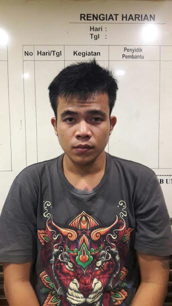 Ditangkap Dalam Kasus Narkotika, Ternyata GA Adalah Pelarian Tahanan Rutan Sialang Bungkuk