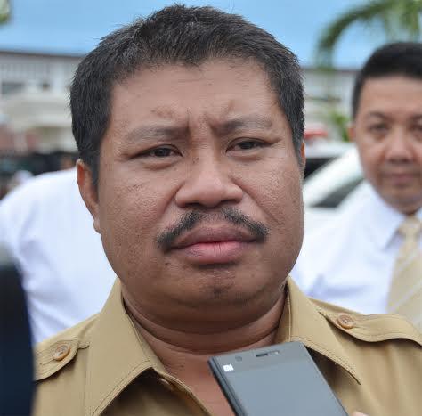Wah! Amril Bupati Bengkalis Dilaporkan Ke KPK