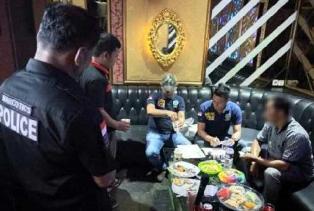 Nihil, Hasil Razia Tim Gabungan Sabtu Dinihari di Sejumlah Tempat Hiburan di Pekanbaru