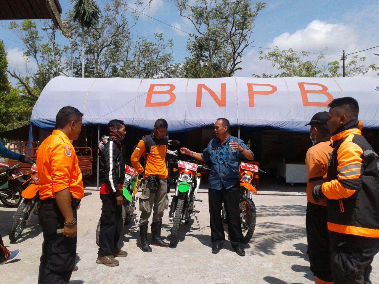 BPBD Inhil Terjunkan Belasan Personel