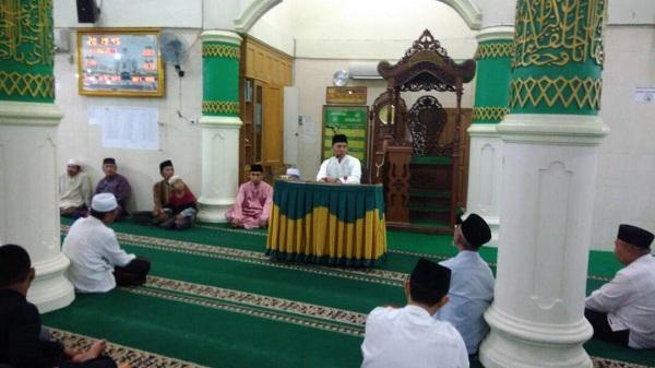 Kapolda Riau Himbau Jemaah di Masjid An Najah, Waspadai Kelompok Intoleransi
