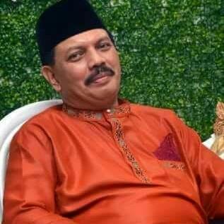 Said Syarifuddin Hadiri Istighotsah di Kecamatan Gaung