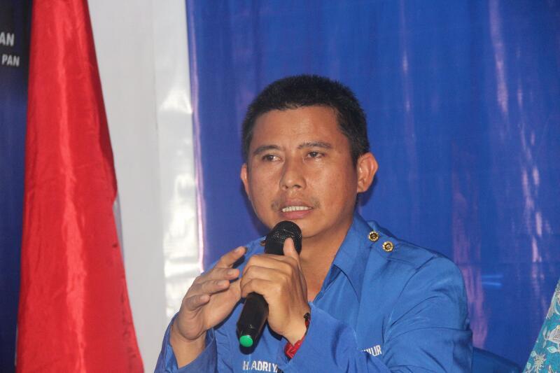 DPD PAN Inhil Buka Secara Resmi Penjaringan Bacabup 2018