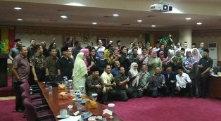 Ade Hartati: KPK Anggap Proses RTRW Riau Hal yang Serius untuk Dikawal