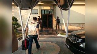 KPK Geledah Dua Ruangan di DPRD Bengkalis, Zubari: Kami Tidak Tahu Mereka Datang