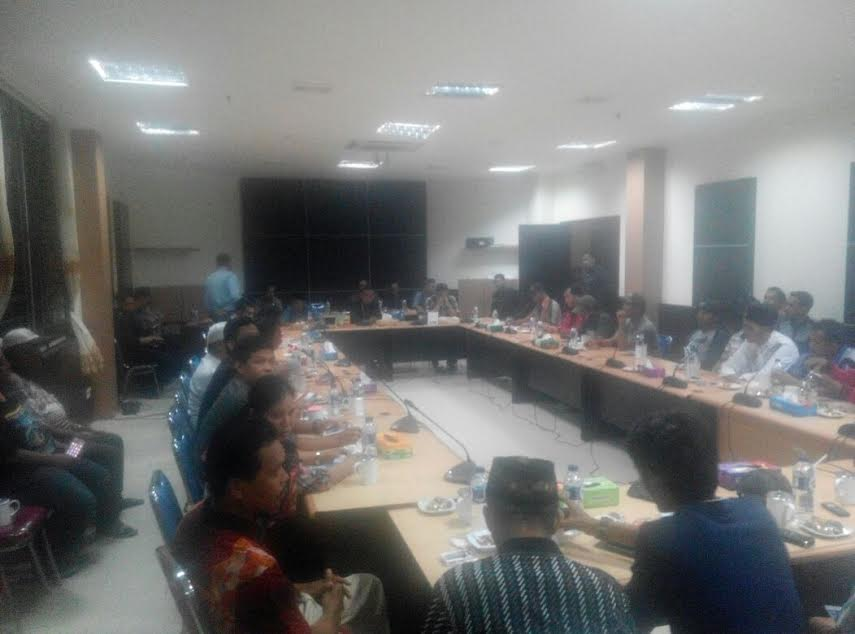Anggota DPRD Inhil Ini Minta Maaf Kepada Kalangan Jurnalis di Inhil