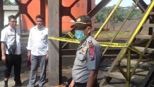 Kecelakaan Kerja di PT TAL, Nyawa Dino Martin Tak Terselamatkan