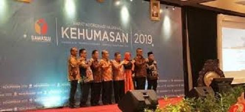 Bawaslu Riau Ikuti Rakornas Kehumasan di Jakarta