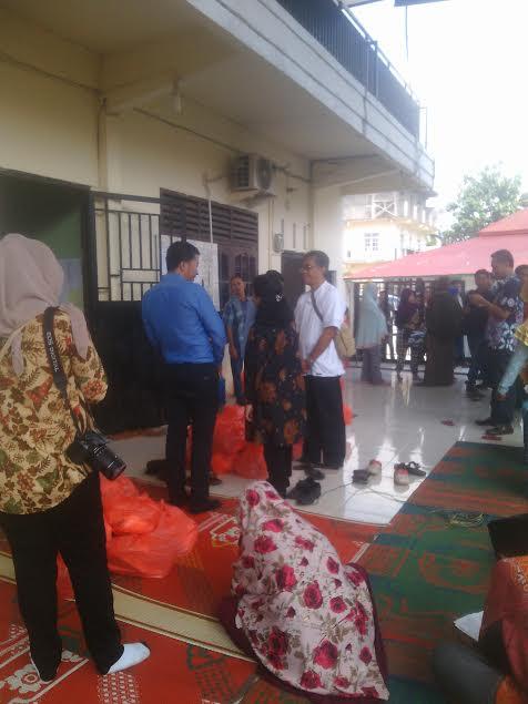 Kementerian Perdagangan Gelar Pasar Sembako Murah di Kecamatan Tampan