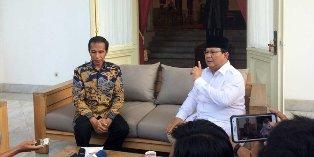 Jika Pilpres Hari Ini, Jokowi Masih Ungguli Prabowo