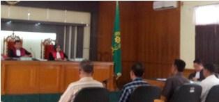 Kasus Dugaan Korupsi Pelabuhan Sungai Tohor Disidangkan, JPU Hadirkan 4 Terdakwa