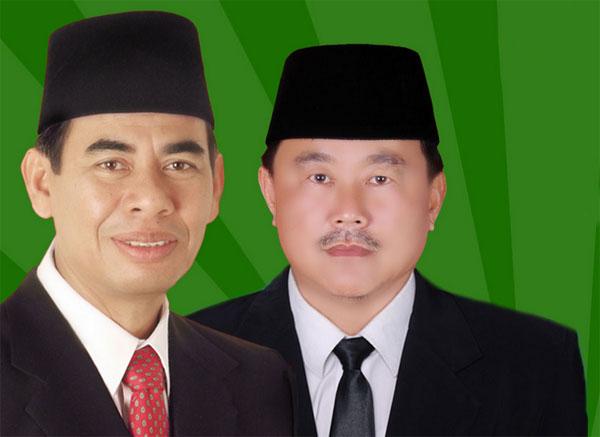 Mursini-Halim Resmi Jadi Bupati dan Wakil Bupati Kuantan Singingi