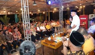 Andi Rachman Berkampanye di Rohil, Said Amiruddin: Riau Butuh Nakhoda Berpengalaman