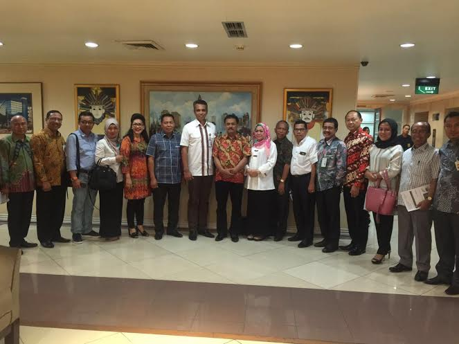 Dorong Bank RiauKepri Lebih Maju, DPRD Riau Studi Banding Ke Bank DKI