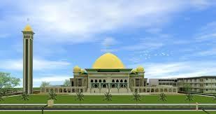 Islamic Center Tembilahan Segera Difungsikan