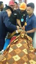 Diduga Kesetrum, Penemuan Mayat laki-laki di Kecamatan Kateman