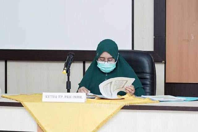 Bupati Wardan Pimpin Rakor Forum dan Pembina KKS, serta Gugus Tugas KLA