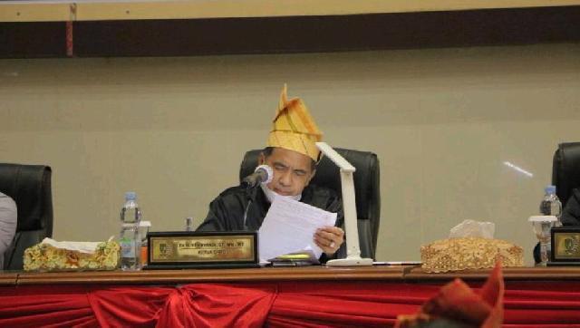 DPRD Gelar Rapat Paripurna Istimewa Milad Inhil ke-56